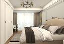 140平米四室四厅欧式风格卧室图