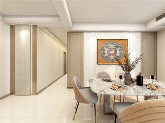 10-15万80平米现代简约风格餐厅设计图