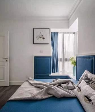 豪华型90平米美式风格卧室效果图