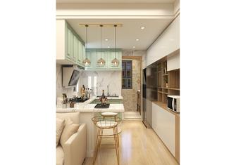 5-10万70平米一室一厅日式风格厨房装修图片大全