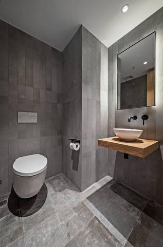 30平米超小户型现代简约风格卫生间装修案例