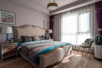 3万以下130平米三室一厅美式风格卧室设计图