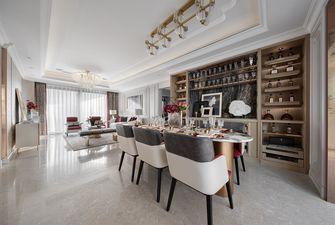 富裕型100平米四轻奢风格餐厅装修效果图