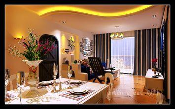 地中海风格客厅装修图片大全
