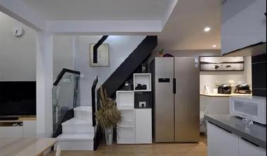经济型60平米公寓现代简约风格其他区域装修图片大全