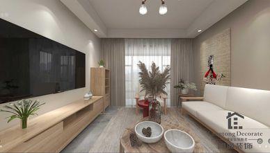 10-15万120平米三室两厅日式风格客厅欣赏图