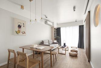 经济型80平米日式风格餐厅图片大全