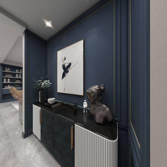 140平米四轻奢风格客厅图片
