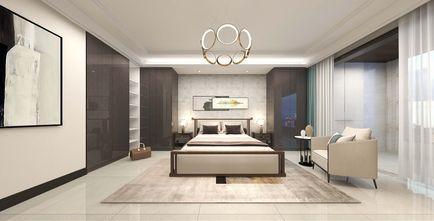 5-10万140平米三室三厅中式风格卧室图片