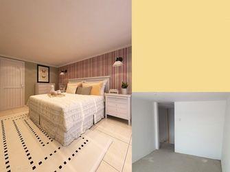 10-15万130平米三室两厅田园风格卧室装修案例