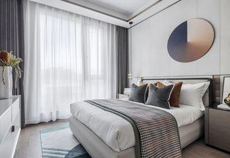 120平米三公装风格卧室装修效果图