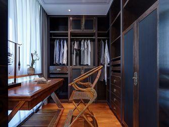 豪华型140平米四室两厅中式风格衣帽间效果图