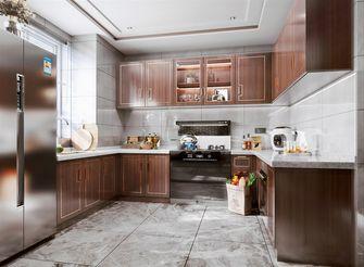 豪华型140平米三室四厅中式风格厨房欣赏图