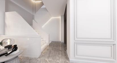 140平米四室四厅法式风格走廊装修效果图