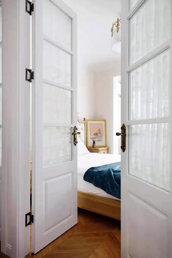 经济型40平米小户型法式风格卧室设计图