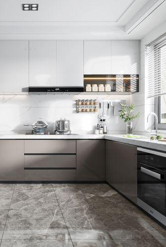 140平米四室两厅北欧风格厨房图片大全