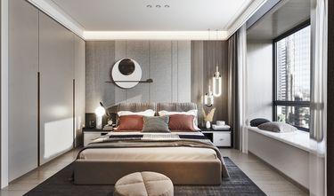 20万以上140平米四室四厅轻奢风格卧室设计图