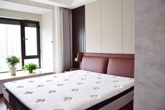 豪华型140平米三室两厅现代简约风格卧室效果图