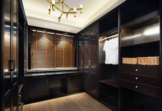 富裕型140平米三室两厅轻奢风格衣帽间装修图片大全