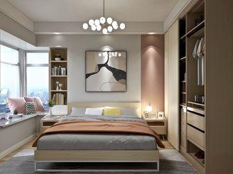 15-20万130平米四室两厅北欧风格卧室装修图片大全