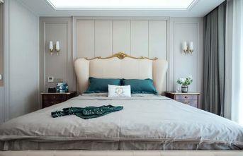 140平米三室三厅欧式风格卧室图