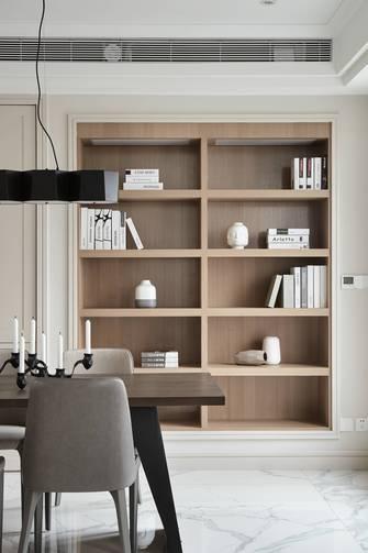 20万以上100平米三室三厅现代简约风格书房欣赏图