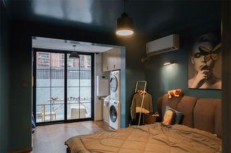 3-5万40平米小户型美式风格卧室装修案例