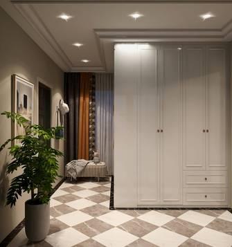 富裕型110平米三室两厅欧式风格衣帽间装修效果图