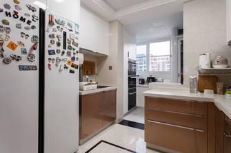 经济型140平米四室两厅北欧风格厨房效果图