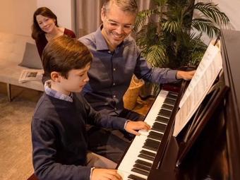 军韵钢琴艺术培训(60分钟学会钢琴)