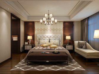 20万以上140平米四室两厅美式风格卧室图片