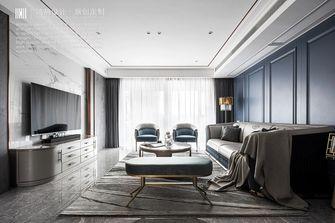 豪华型140平米四室两厅美式风格客厅装修效果图