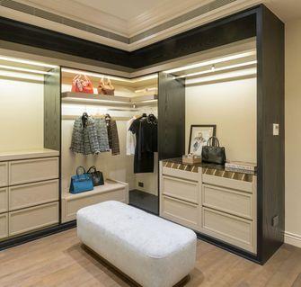 豪华型140平米新古典风格衣帽间图片