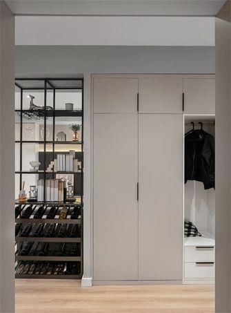 70平米公寓现代简约风格衣帽间装修图片大全