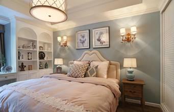 豪华型130平米四室两厅美式风格卧室装修效果图