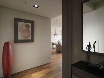 90平米三室一厅现代简约风格玄关设计图
