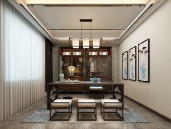 经济型140平米三中式风格书房装修案例