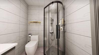 70平米一居室轻奢风格卫生间图