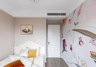 5-10万90平米三室两厅美式风格青少年房图片大全