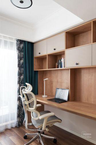 5-10万100平米三室两厅美式风格书房效果图
