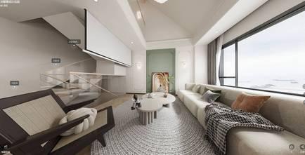 豪华型140平米别墅法式风格阁楼图