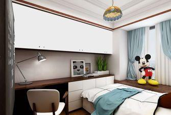 10-15万120平米四美式风格青少年房装修案例