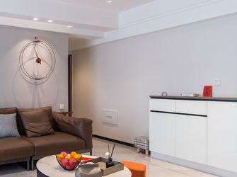 80平米三室两厅轻奢风格玄关设计图