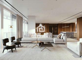 120平米四室两厅北欧风格客厅装修图片大全