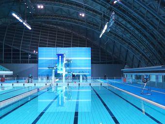 南京奥体中心游泳馆