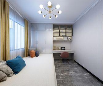豪华型140平米四美式风格书房欣赏图