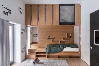 120平米复式地中海风格卧室图