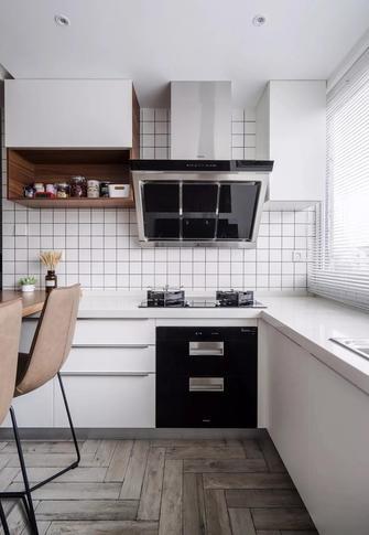 三室两厅北欧风格厨房装修图片大全