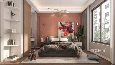 富裕型130平米三北欧风格卧室设计图