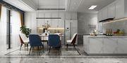 15-20万120平米复式欧式风格餐厅图片